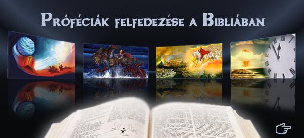 Próféciák felfedezése a Bibliában