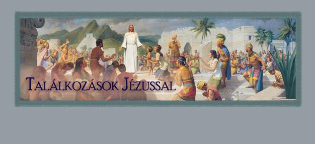 Találkozások Jézussal